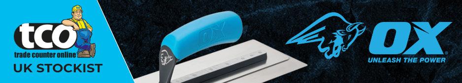 TCO UK Stockist - OX Tools